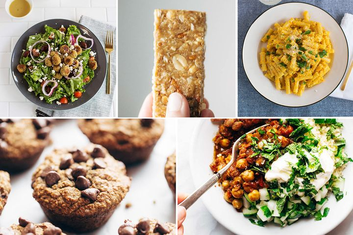 Sunday meal prep these healthy vegetarian recipes are all you need the five recipes you really should be making this sunday forumfinder Image collections