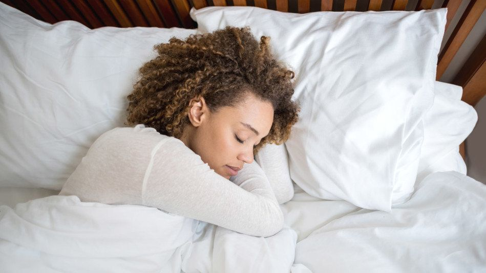 You still need seven to eight hours of sleep every night. This is the golden rule for you, and everybody else, really, says R