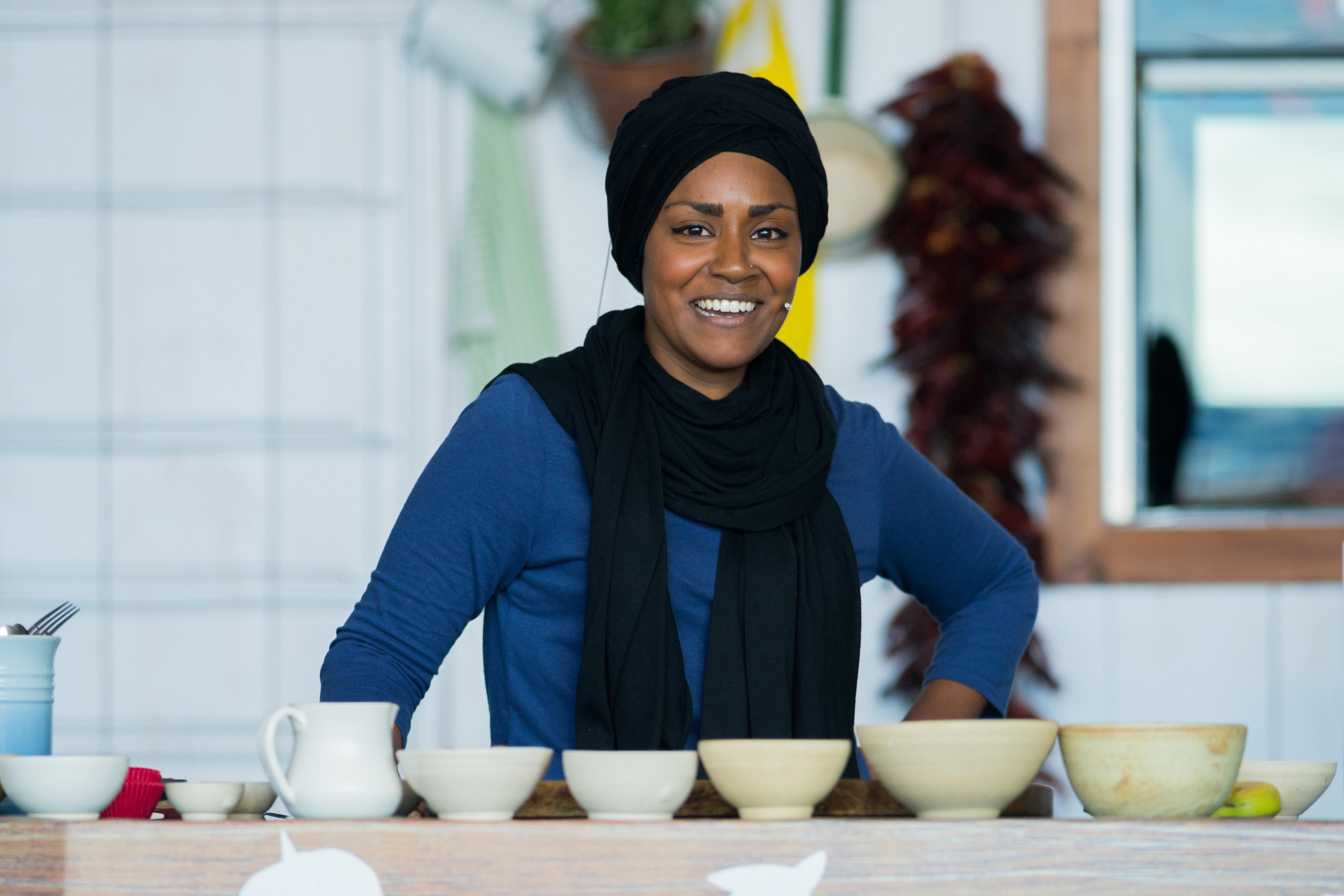 'Great British Bake Off' Winner Nadiya Hussain Finally Bags Her Own BBC Cooking