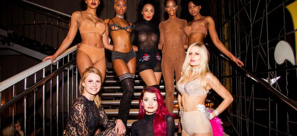 This Bejewelled Lingerie Is The Inclusive Collection We've Been Waiting For