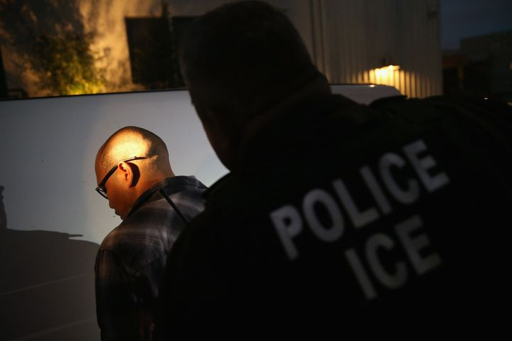 Immigration and Customs Enforcementagents say24-hour care is available toSara Beltran-Hernandez.