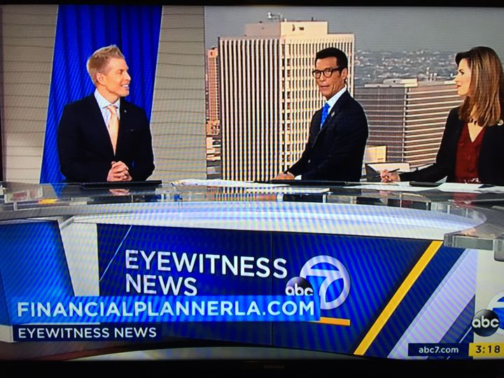 """David Rae Certified Financial Planner on ABC LA News with Coleen Sullivan and David Ono. <a rel=""""nofollow"""" href=""""http://www.f"""
