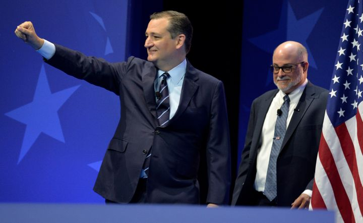 Ted Cruz is musing about the fate of one of the Supreme Court justices.