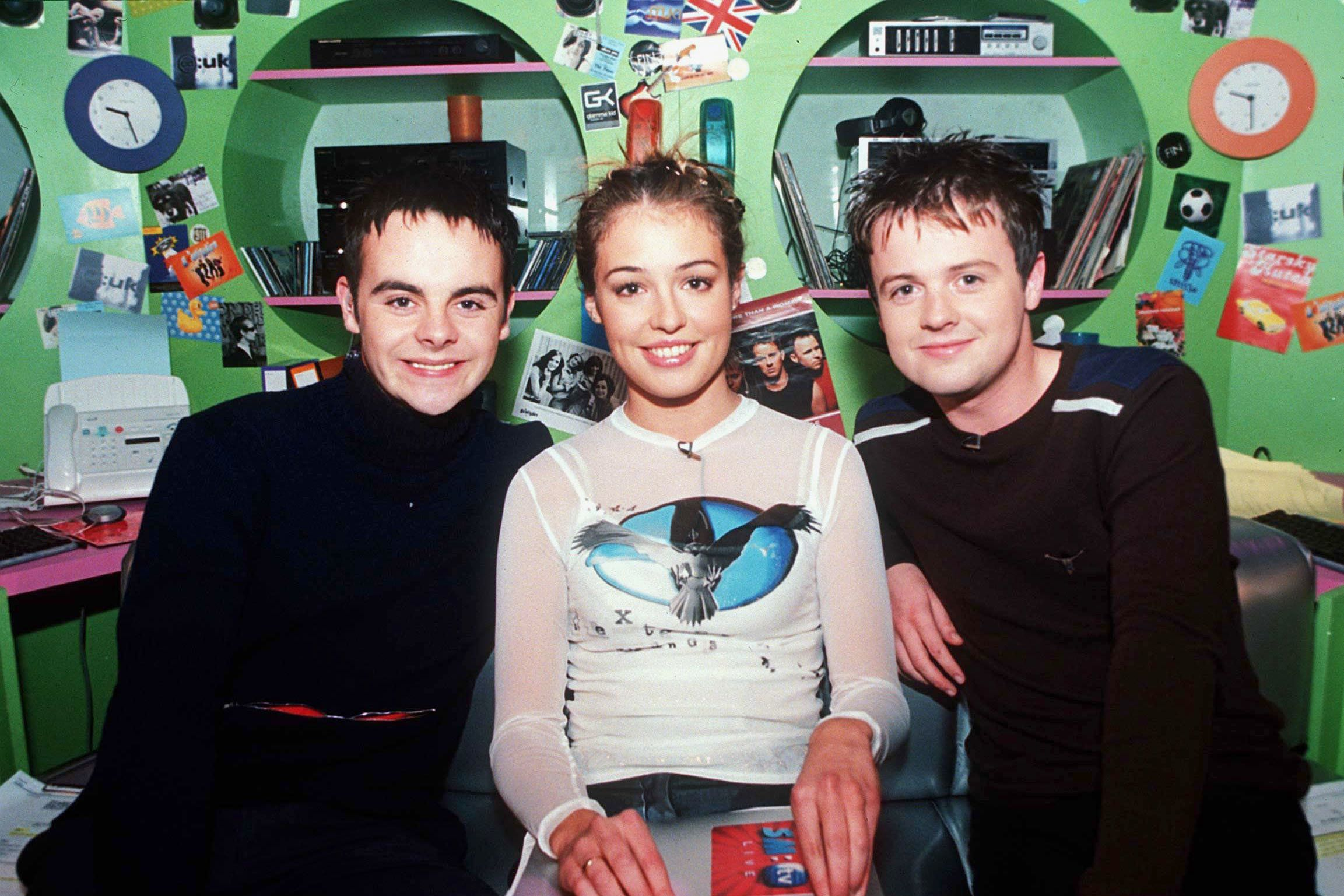 Ant and Dec are bringing back 'SM:TV Live' for a 20th anniversary