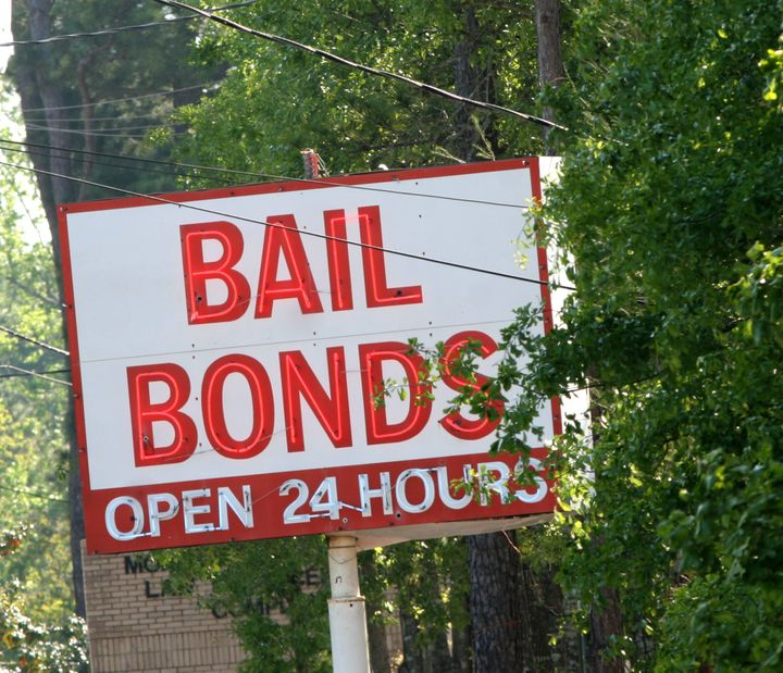 Commercial bail bonds services have turned innocent people's pretrial release into an industry worth billions of dollar