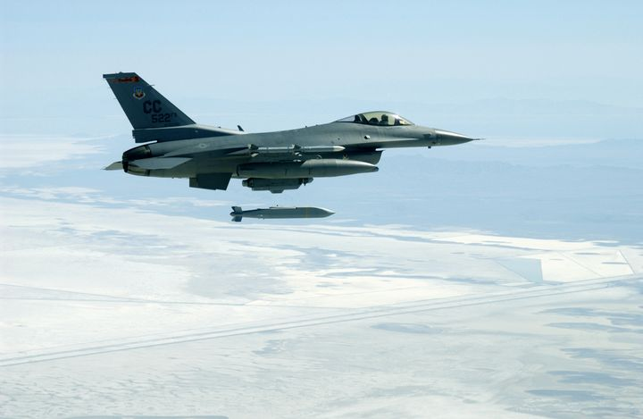 No strings attached. Washington looks set to supply Bahrain with F-16s despite fresh human rights abuses.