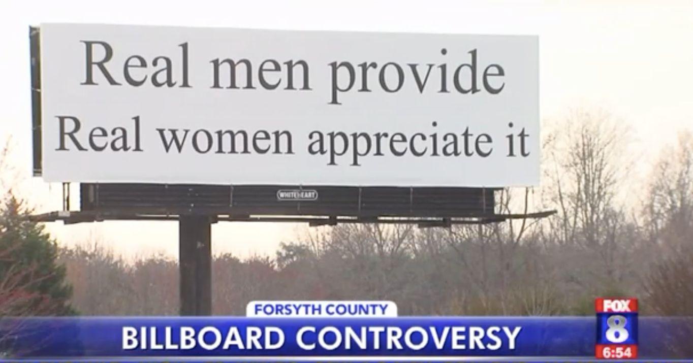 What do women appreciate in men