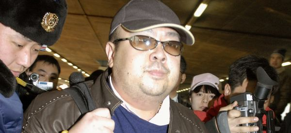 Kim Jong Un's Brother Killed Using Banned Chemical Weapon