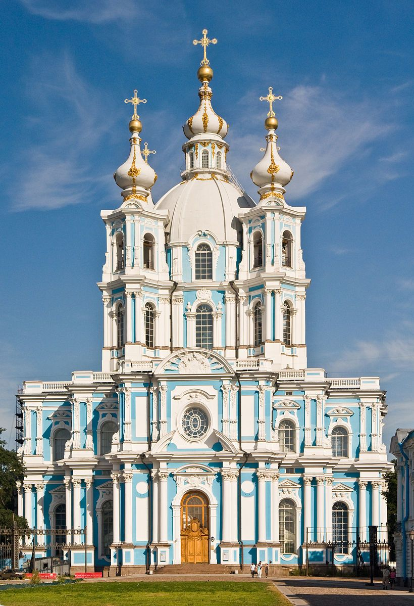 Influence of Italian style architecture in Russia HuffPost