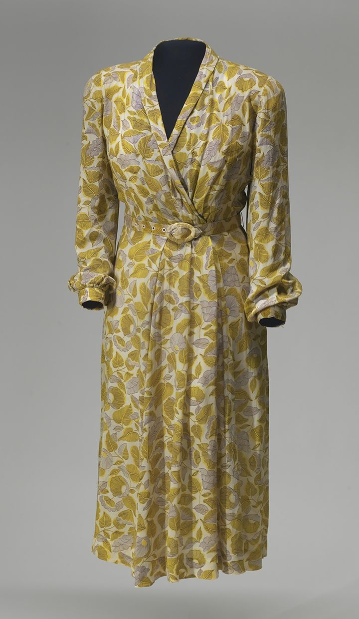 <p>A dress Rosa Parks had sewn that would witness her arrest in 1955. </p>