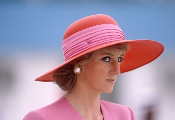 Exhibition charts Princess Diana's rise as style icon
