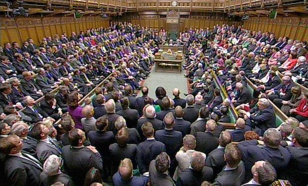 MPs Pay Rises To £76,000 After IPSA
