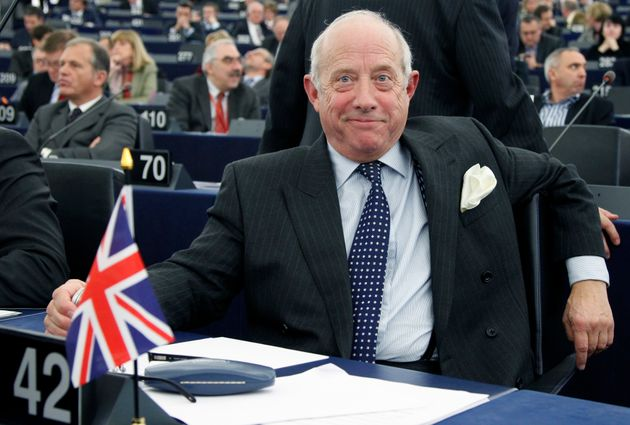 Farage said it was wrong forGodfrey Bloom, pictured, to have used the term 'Bongo Bongo