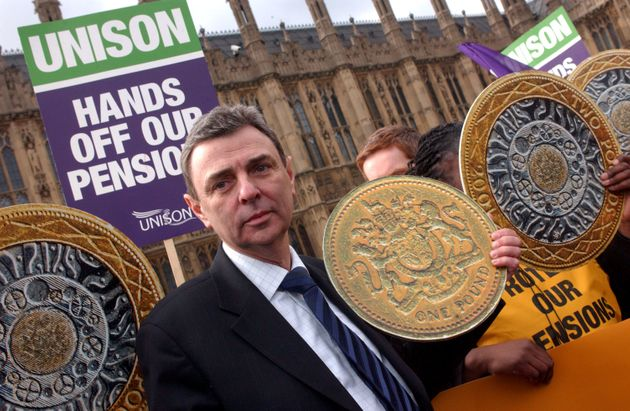 David Prentis said it was 'pleasing' to see Ukip lose out on winning