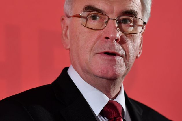 Shadow Chancellor John McDonnell said Labour was not in