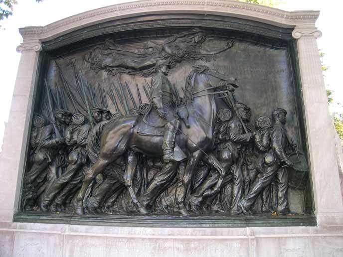 Robert Gould Shaw Memorial, Boston African American National Historic Site