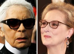 Karl Lagerfeld Apparently Told A BS Story About Meryl Streep Being 'Cheap'