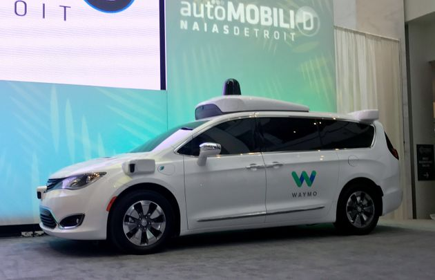 Google Has Accused Uber Of Stealing Its Self-Driving Car