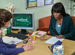 Spoiler! Could EastEnders' Denise Fox Decide Against Adoption After All?