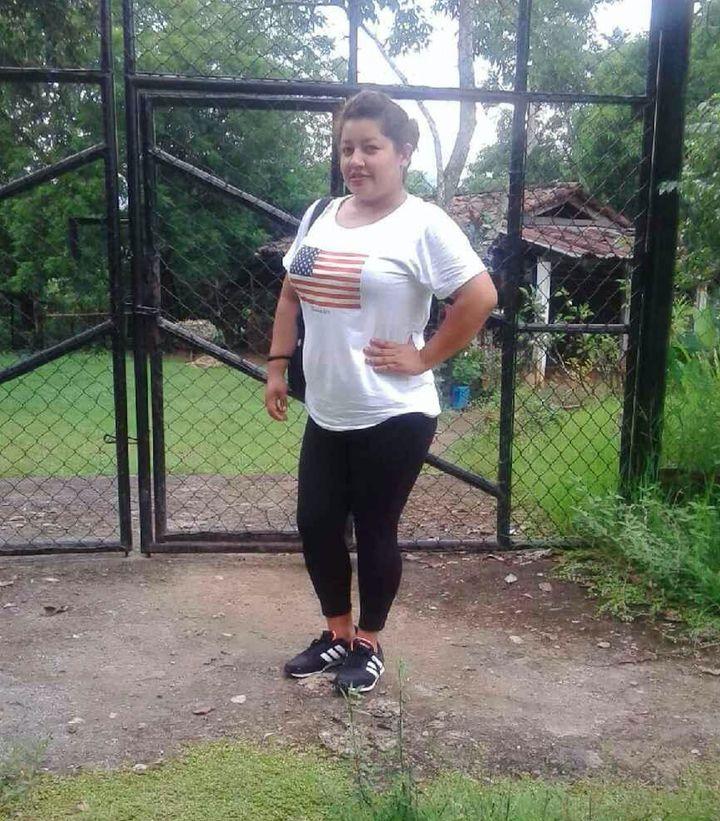Sara Beltran-Hernandez in an undated photo.
