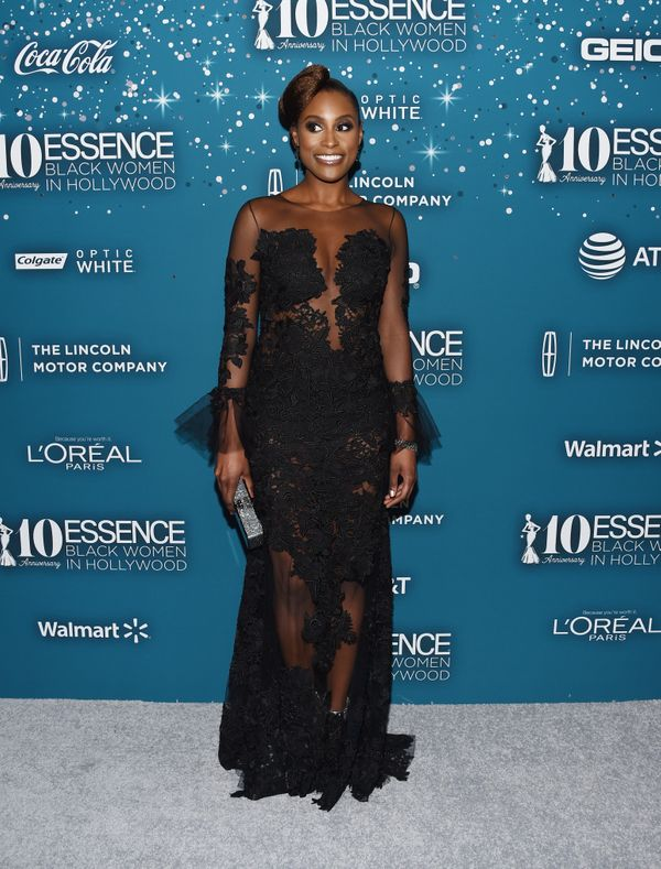 """Insecure"" star Issa Rae."