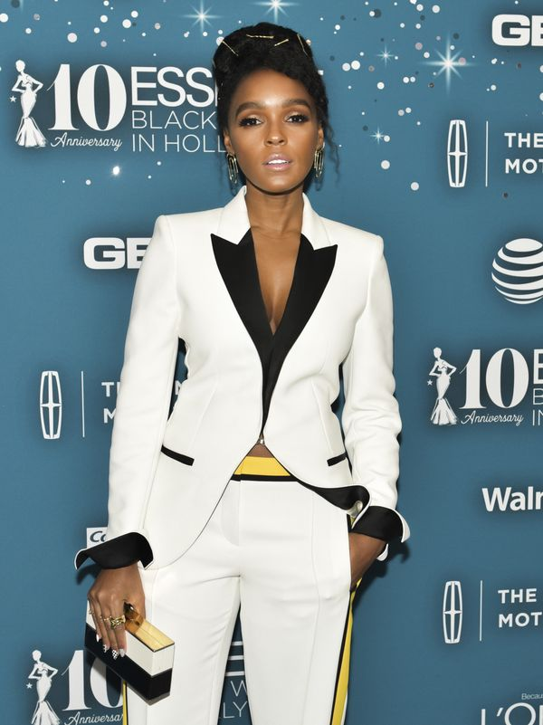 "Janelle Monae, star of ""Hidden Figures"" and ""Moonlight."""