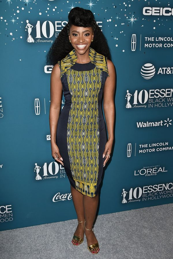 "Teyonah Parris, star of ""Chiraq."""