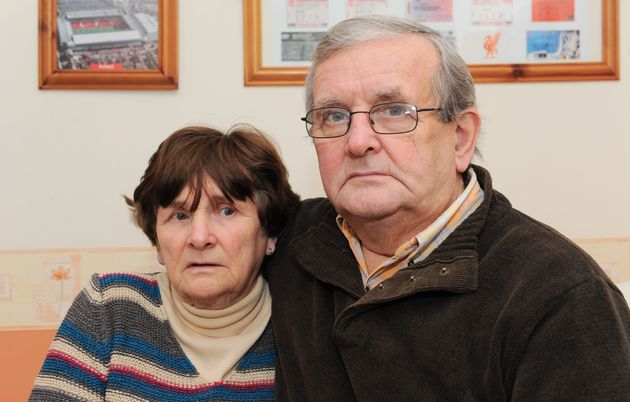 Steven's parents, Norman and Pat Cook, both 73, have previously appealed for