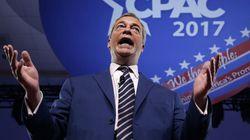 Nigel Farage Wants A 'Great Global
