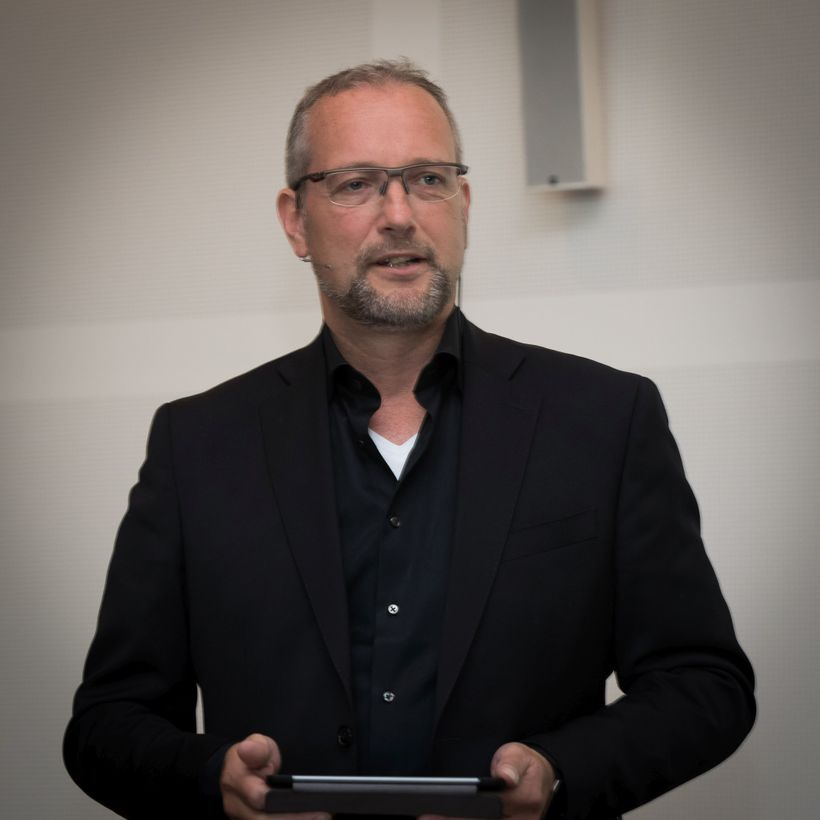 Bas Boorsma, CISCO's Director, Internet of Things and City Digitization for Northern Europe
