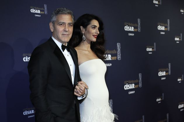 We're All Here For Pregnant Amal Clooney's Latest Style