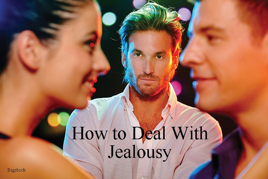 How to Deal with being Jealous in a Relationship