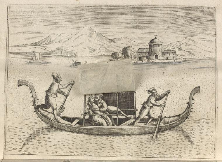 Donato Bertelli, Italian, active 1568-74,