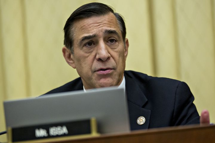 """Rep. Darrell Issa (R-Calif.) said on """"Real Time With Bill Maher,"""" """"You're going to need to use the special"""
