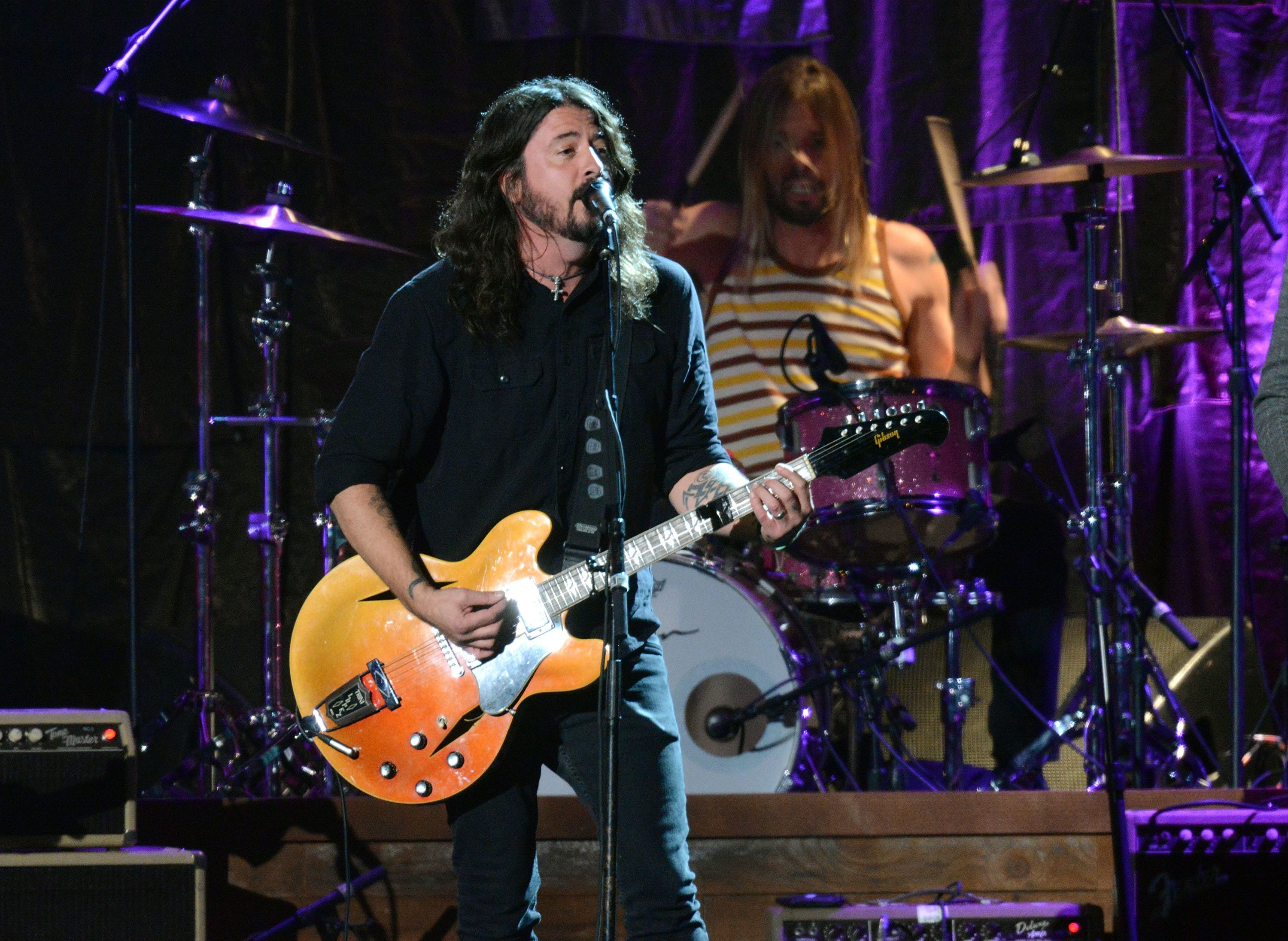 Foo Fighters Confirm The Glastonbury News We've All Been Waiting
