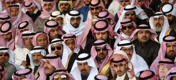 Saudi Arabia Is Changing