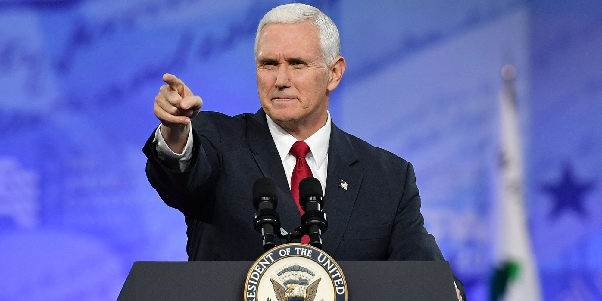 If Trump Implodes, Republicans Have A Silver Lining In Mike Pence