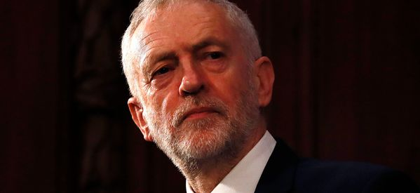 Jeremy Corbyn Insists He Will 'Finish The Job' Despite By-Election Humiliation