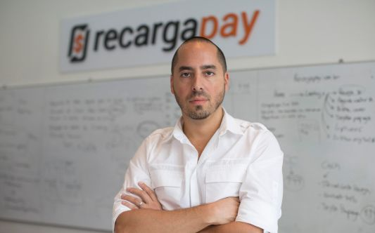 Rodrigo Teijeiro, Founder and CEO of RecargaPay