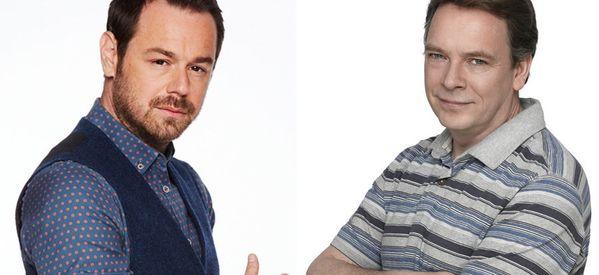 EastEnders' Adam Woodyatt Shuts Down Claims Of Danny Dyer Feud