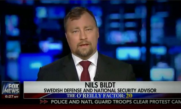 Fox News Invites Fake Swedish Defense Advisor to Clarify Trump's Remarks