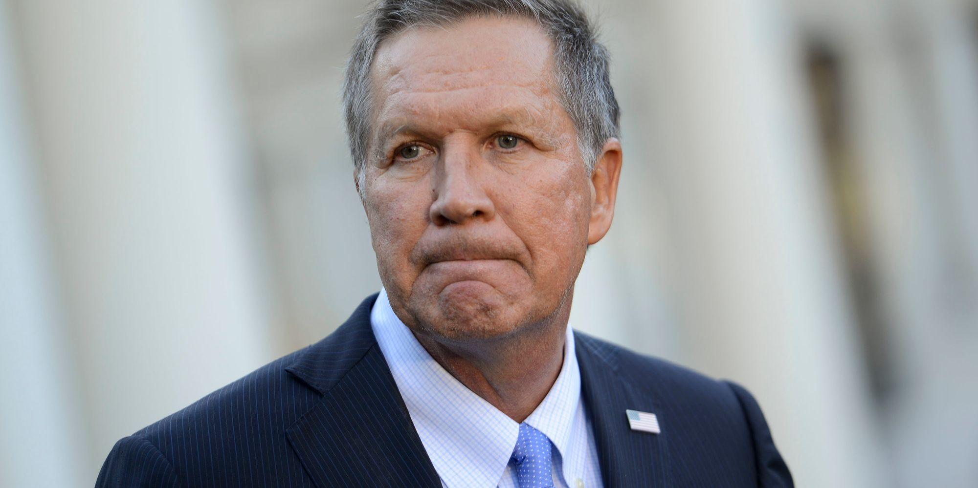 John Kasich Admits Protesters Are Affecting Obamacare Debate