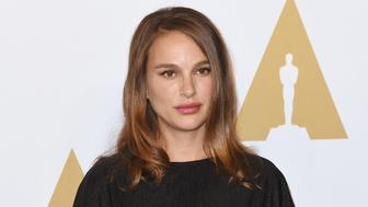 BEVERLY HILLS, CA - FEBRUARY 06:  Actress Natalie Portman attends the 89th Annual Academy Awards Nominee Luncheon at The Beverly Hilton Hotel on February 6, 2017 in Beverly Hills, California.  (Photo by Kevin Winter/Getty Images)