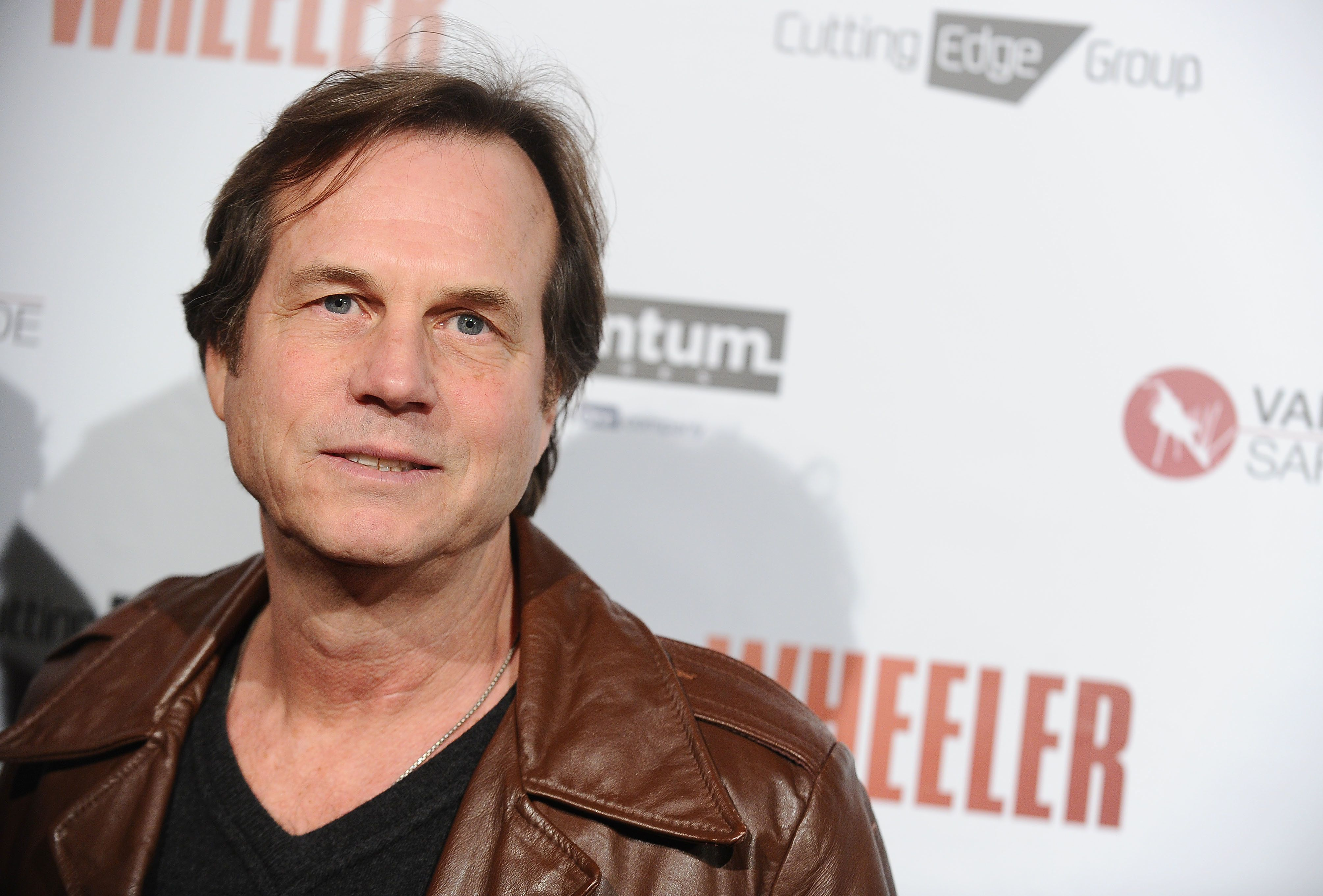 LOS ANGELES, CA - JANUARY 30:  Actor Bill Paxton attends the premiere of 'Wheeler' at the Vista Theatre on January 30, 2017 in Los Angeles, California.  (Photo by Jason LaVeris/FilmMagic)