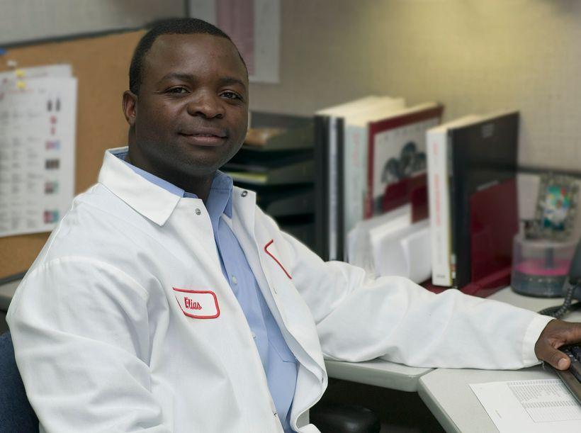 Elias Kasongo, RefugeeOne