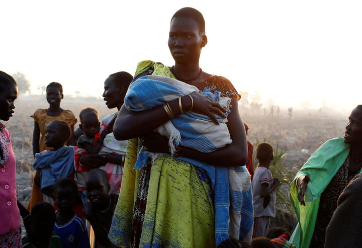 Some 5.5 million people, nearly half the population, will not have a reliable source of food by July.