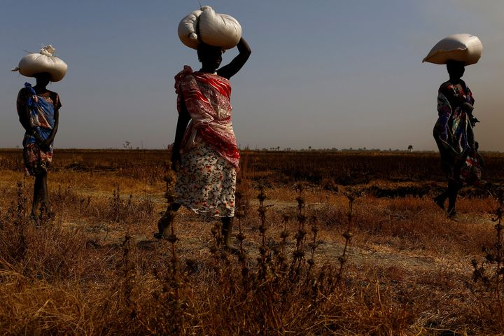 The United Nations declared last week that parts of South Sudan are experiencing famine.