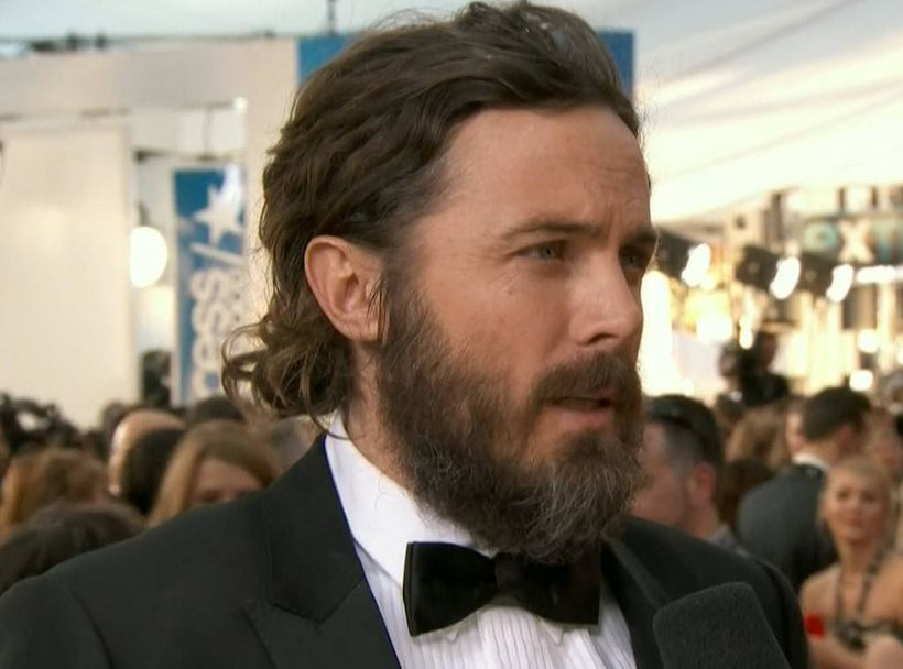 Oscars: Casey Affleck Wins Best Actor for Manchester by the Sea