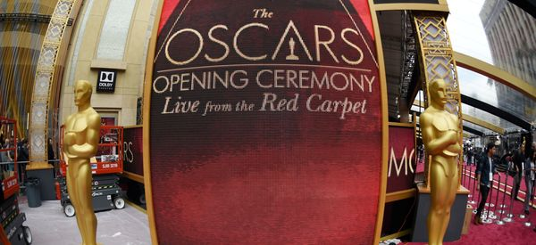 All The Red Carpet Snaps From This Year's Oscars