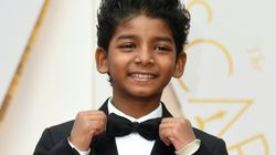 Sunny Pawar Is, Like, Actual Sunshine On The Oscar Red